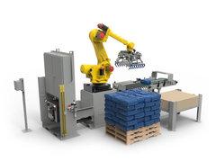 化肥碼垛機器人