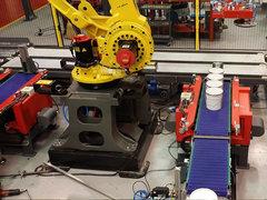 化工行業碼垛機器人