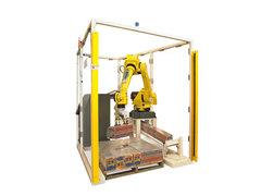 食品包裝碼垛機器人