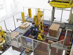 自動混合碼垛機器人