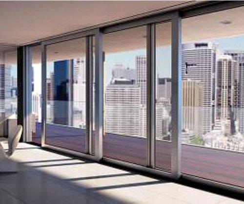 贵州铝合金门窗安装