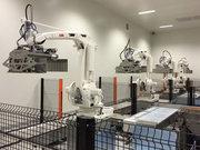 工业机器人搬运方案