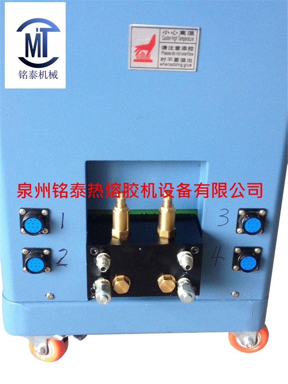 质量良好的热熔胶机、铭泰机械倾力推荐|优质的齿轮泵热熔胶机厂家