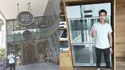 LVNI绿零案例:上海复兴中路裸心社(四门厨房冷柜)