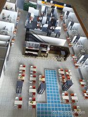 广州厂区模型