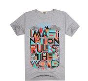柳州文化衫——文化衫工藝特征