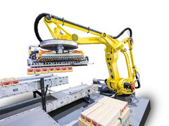 全自動裝箱機器人