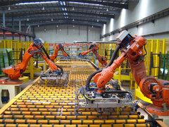 玻璃搬運機器人