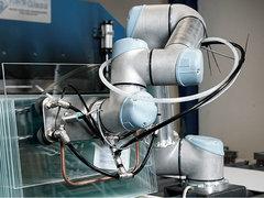 玻璃碼垛機器人