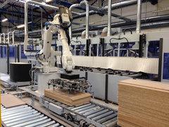 工業機器人搬運碼垛自動化解決方案
