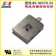 厂家供应电压24V直流式的方块电磁铁吸盘式