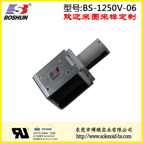 东莞电磁铁厂家定制供应电压24V直流式的常闭型医疗设备电磁阀