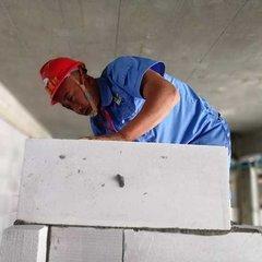 必威国际登陆平台砌筑施工