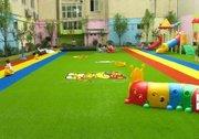 人造草坪给孩子一个健康的成长环境