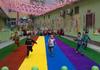 陕西幼儿园人造草坪价格