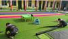 陕西幼儿园人造草坪验收