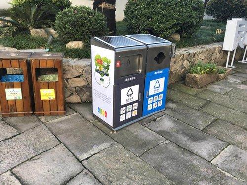 智能垃圾箱生产商