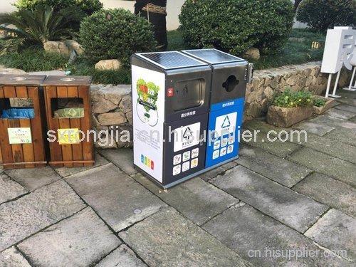 智能感应垃圾箱生产商