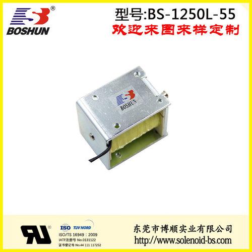 厂家供应长时间通电和低功耗的按摩设备电磁铁推拉式