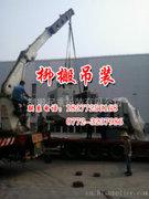 柳州吊車——輪胎起重機簡介