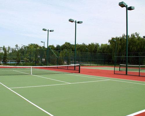 陕西网球场地建设
