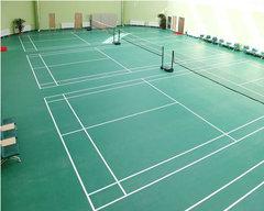 陕西羽毛球场地建设