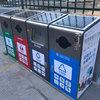 太阳能智能防盗垃圾箱价格