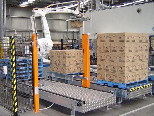 軟包裝領域——工業機器人智能集成應用