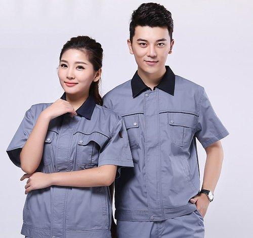 柳州工作服——如何選擇工作服面料