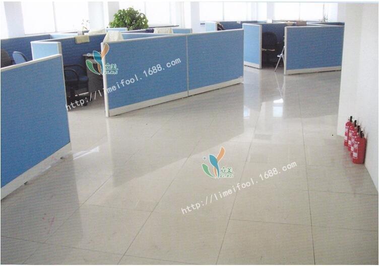 陶瓷防静电地板专业供货商 陶瓷静电地板