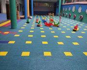 西安某幼儿园悬浮地板