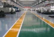 西安某工厂内环氧地坪