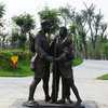 福州园林景观雕塑_福建泡沫雕塑