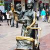 福州铜雕塑厂家_福建泡沫雕塑