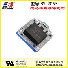 厂家直销交流电压220V的自动售货机专用电磁铁推拉式长行程
