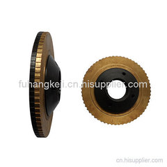 铜铁反包轮