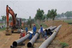 乐业县2015年抗旱引调提水工程项目