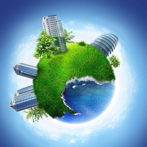 一个绿色产业链下的共享生活圈