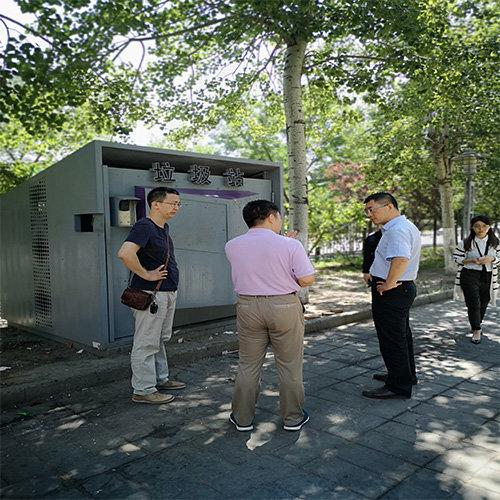 落地清华的产品由王强老师介绍中央财经记者