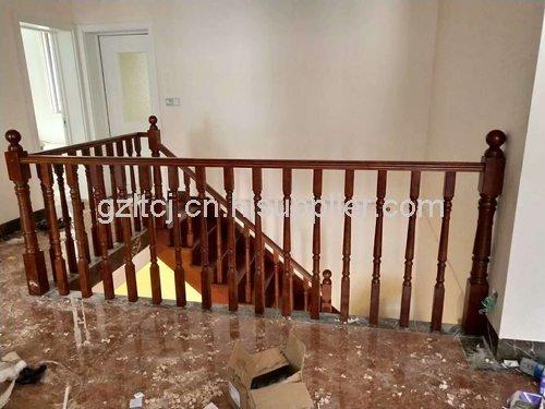 贵阳实木楼梯定做厂家电话