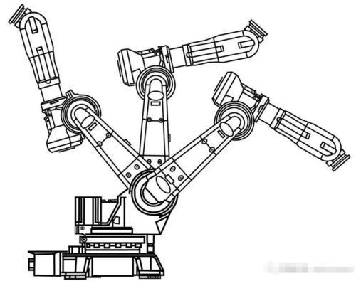 工業機器人在數字工廠中的應用