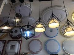 西安造型餐厅吊灯
