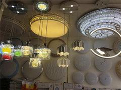 西安彩色家庭餐厅灯具