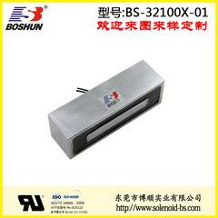 东莞电磁铁厂家供应机器人用方形电磁铁吸盘式直流电压24V