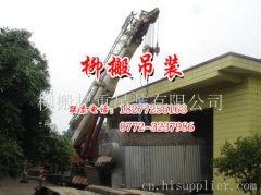 柳州吊车——汽车起重机操作