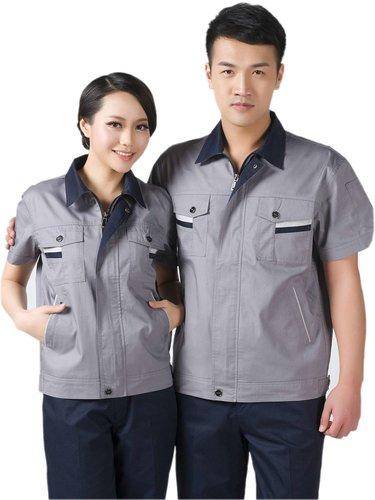 柳州工作服——防靜電工作服您知道怎樣穿才對