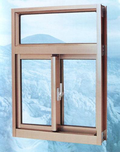 高端门窗铝木复合窗崛起