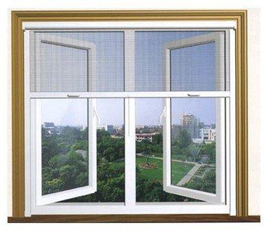 铝合金门窗玻璃选择