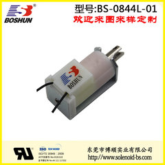 东莞电磁铁厂家供应直流电压18V的消防设备电磁铁推拉式长行程