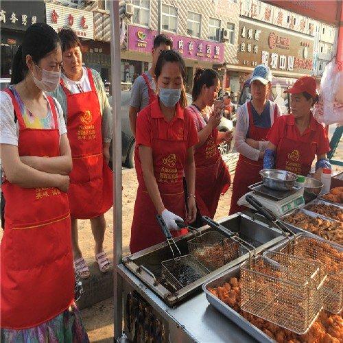 郑州炸鸡加盟可靠放心新乡鸡排加盟价格